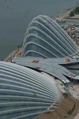 Marina Bay - Casinos and Esplanade