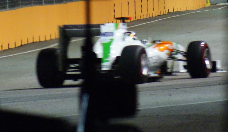 Formula 1 Pictures, Singapore - September 2011