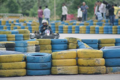 Go karting Track, Hyderabad Airport