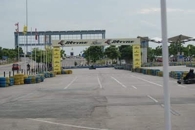 Go karting Track at Hyderabad Airport