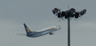Closer View ... Jet Airways