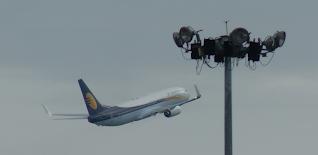 Closer View ... Jet Airways