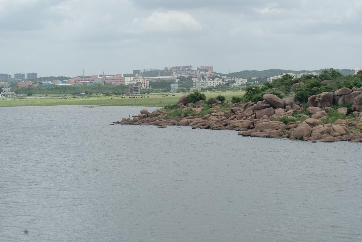 Cycle Ride to Ameenpur Lake - 1