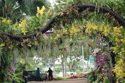 Jurong Bird Park, Singapore : Entrance