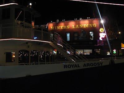 Argosy Cruises in Elliot Bay - Seattle