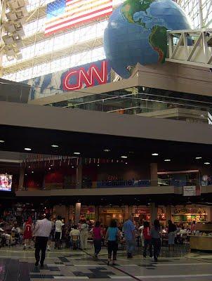 CNN Headquarters Atlanta