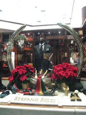Christmas Decoration, Beverly Hills