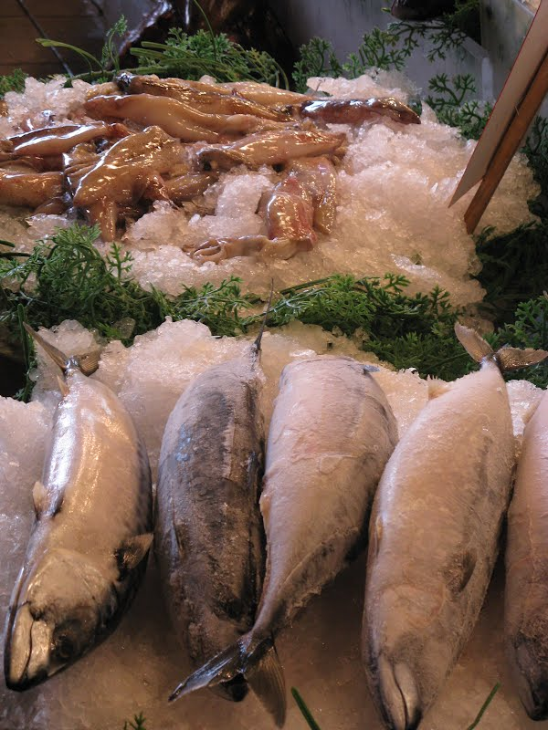 Fish in Pike Place Market