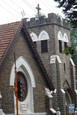 Kodaikanal Lutheran Church