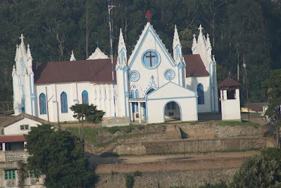 Kodaikanal Church
