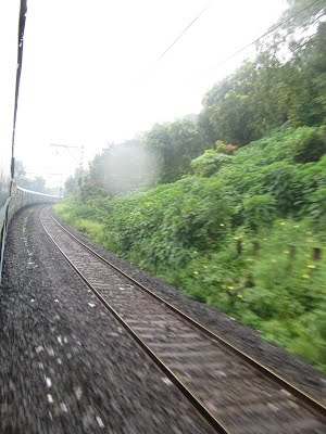 Clicks along the Mumbai Lonavala Rail Route
