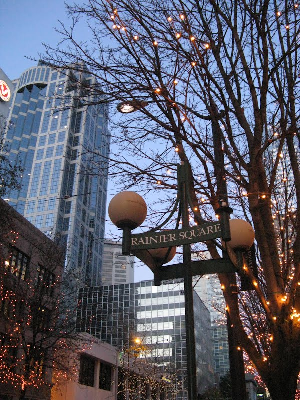 Rainier Square - Seattle Downtown