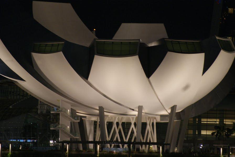 Singapore - Art of Science Museum Building