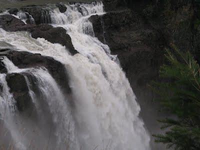 Snoqualmie Waterfalls - 6