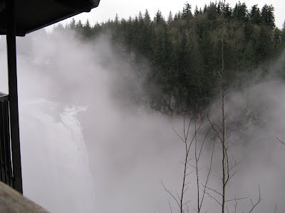 Snoqualmie Waterfalls - 3