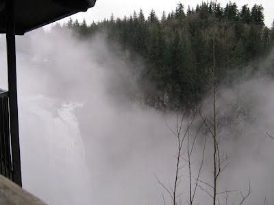Snoqualmie Waterfalls - 3