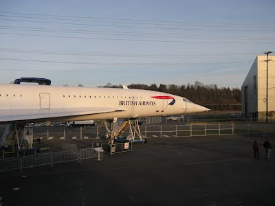 BA Concorde - Yet Another View