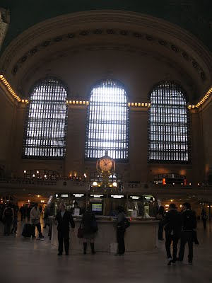 Grand Central - Inside the terminal