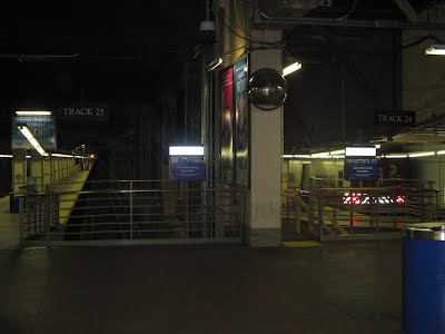 Grand Central Terminal - Platforms