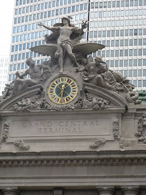 Grand Central Terminus New York