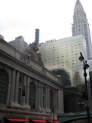Grand Central - Exterior