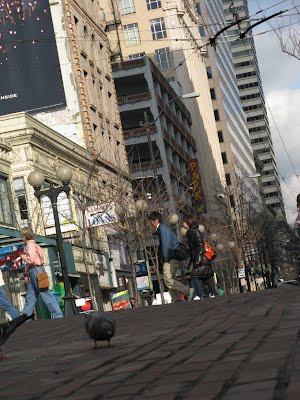 Pike Street - Seattle Downtown