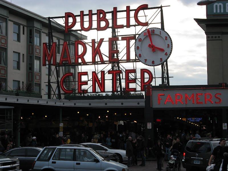 Public Market Center - Seattle Downtown