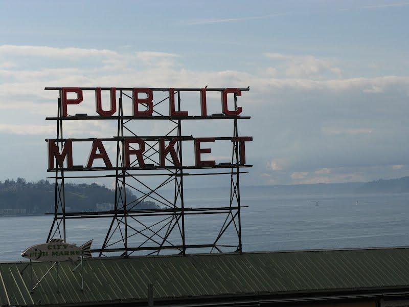 Public Market - Seattle Downtown