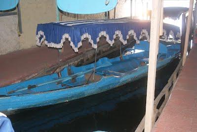 Kodaikanal- The Lake, Boat Club, Boats